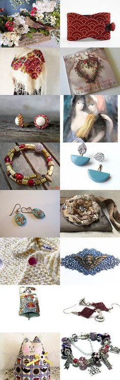 vintage charm by Beth Byrd on Etsy--Pinned+with+TreasuryPin.com