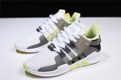 check out b23a0 d2a26 WMNS adidas EQT Support ADV Footwear WhiteGrey Five-Semi Frozen Yellow  CQ2255