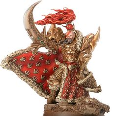 Primarch, Space Marines, The Kahn, White Scars