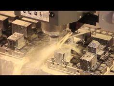 CUTform OÜ CNC Milling - Volume Component Manufacturing - 1080p HD - YouTube