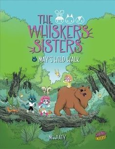 Whiskers Sisters 1: May's Wild Walk