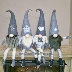 Szaraczki :) #skrzat#skrzaty#handmade#rękodzieło#szycienazamówienie#Bydgoszcz#gnome#gnomes#gnomelove#świątecznedekoracje#chrismasdecorations#filc#felt#christmas#christmasiscomming#rodzinka