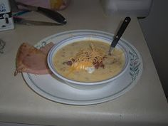 Trisha Yearwood's Baked Potato Soup