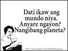 Tagalog Quotes Patama, Tagalog Quotes Hugot Funny, Memes Tagalog, Hugot Quotes, Memes Pinoy, Filipino Quotes, Pinoy Quotes, Filipino Funny, Tagalog Love Quotes