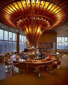 The Standard NY Hotel by Roman and Williams Buildings and Interiors <3