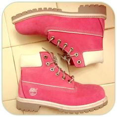 30 Best Pink Timberland Boots images in 2017   Pink