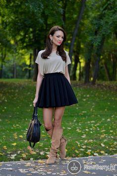 Alina Filipescu – модный блогер из Румынии