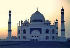 Siddiqua Fatima Zahra Mosque - located in the city Dahiya Abdullah Mubarak, near Kuwait International Airport, in Kuwait