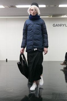 [No.26/65] GANRYU 2014~15秋冬コレクション | Fashionsnap.com