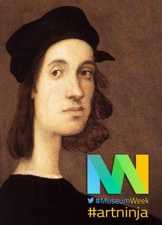 RT @R_ArtNinja: #Onthisday #Raphael was born in @ComuneUrbino #secretsMW #MuseumWeek  #accadeoggi #artninja #enjoythecommunity https://t.co/f2CYuAjcCL