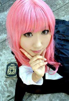 Louise <3 Zero no Tsukaima