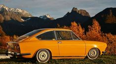 1969 Fiat 850 Sport Coupe Maintenance of old vehicles: the material for new cogs/casters/gears/pads could be cast polyamide which I (Cast polyamide) can produce