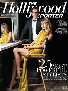 THR Ranks Hollywoods 25 Most Powerful Stylists Taylor Swift and Joseph Cassell