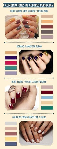 c5ee7a85d0 La mejor instrucción para que tus uñas luzcan geniales Uñas French