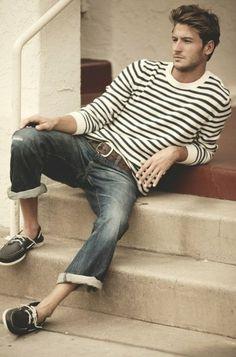 jeans+sko