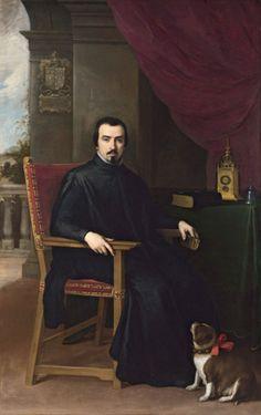 Murillo y Justino de Neve: el arte de la amistad. Bartolomé Esteban Murillo.  Museo del Prado.