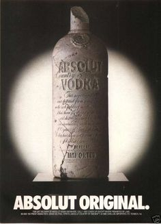 Creative Absolut Vodka Ads MXM