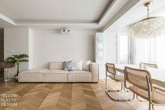 French Apartment, Apartment Interior, Living Room Interior, Home Room Design, House Design, Exterior Design, Interior And Exterior, Wainscoting, House Rooms
