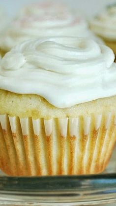 Sugar Cookie Cupcakes