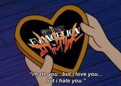 >Everyone who has watched Evangelion Neon Genesis Evangelion, Funny Laugh, Haha Funny, Otaku, Funny Animal Memes, Funny Memes, Evangelion Shinji, Rei Ayanami, Mecha Anime