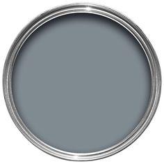 Ronseal One Coat Granite Satin Satin Paint 750ml | Rooms | DIY at B&Q