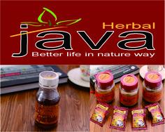 Desain Booth Portable Java Herbal