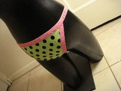 Watermelon panties! Click to see more!