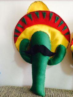 Chá tema Festa Mexicana! - Madrinhas de casamento