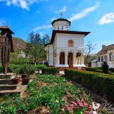 #Surpatele #Monastery in #Valcea County, #Romania