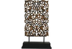 Thai Wood Carved Panel on OneKingsLane.com