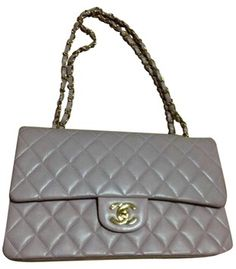 Quilted Cc Flap Shoulder Bag