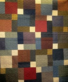 Man's quilt                                                                                                                                                                                 More