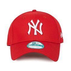 56809f24040a6 Gorra NEW ERA NY Yankees Essential Red 9Forty. 10531938. por 17