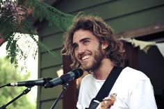 crying Matt Corby | 33 Photos That Prove Australian Men Are Insanely Hot