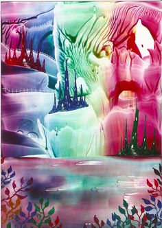 rainbow crafts and more - ** Encaustic Art Gallery **