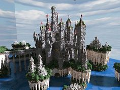 Praettorus Keep Minecraft World Save
