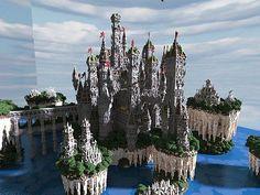 Praettorus Keep Minecraft World Save