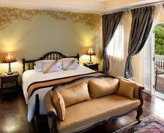 Grand Deluxe Rooms at Ping Nakara Hotel and Spa, Chiang Mai Thailand