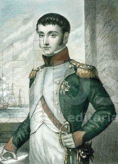Grand Duke Nicholas Nikolaevich of Russia, the elder. French History, European History, World History, French Revolution, American Revolution, Napoleon Josephine, French Royalty, Grand Duke, St Helena
