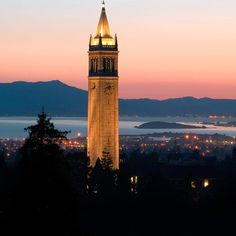 The 25 most beautiful college campuses in America - UC Berkeley, Berkeley, California