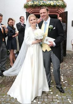 343 best images about German Royal / Aristocratic Weddings ...