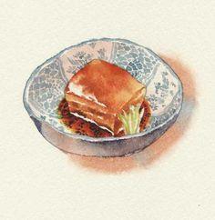 1811.jpeg - イラストレーター大崎吉之の絵 | LOVELOG Yoshiyuki