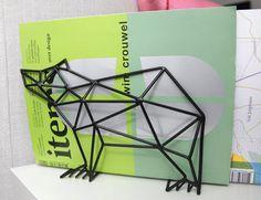 Kikkerland Design Inc » Products » Letter Organizer Bear for Wall or Desk