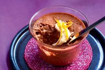 Fluffy chocolate mousse (Extra Easy - 0.5 ~ Green - 0.5 ~ Original - 0.5)