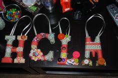 fun roommate crafts!