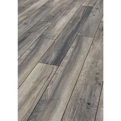 Home Decorators Collection Grey Harbour Oak 12 mm Thick x 7-7/16 in. Wide x 54-1/8 in. Length Laminate Flooring (13.91 sq. ft. / case)-FB1738CPV3572ER - The Home Depot