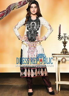 Sheen Spring Summer Lawn Collection 2014 by Flitz   by www.dressrepublic.com