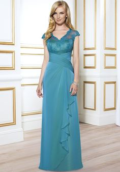 **Again, in short/tea length...long if you want. Val Stefani Celebrations MB7401 Mother Of The Bride Dress - The Knot