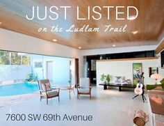 Take a look at this gorgeous property that has recently been listed by Foote & Santos Team at Lowell International Realty. 7600 SW 69th Ave. Vintage home on the Ludlam Trail, $869,000. www.7600sw69ave.com  #LudlamTrail #SouthMiamiRealEstate