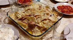 Obaruşa - Osmanlı/Boşnak Halk Yemeği